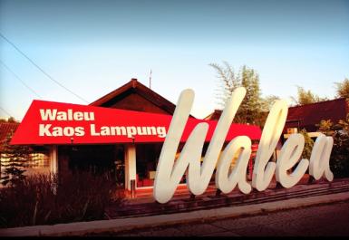 Wisata Belanja Lampung Ruwa Jurai Kota Bandar