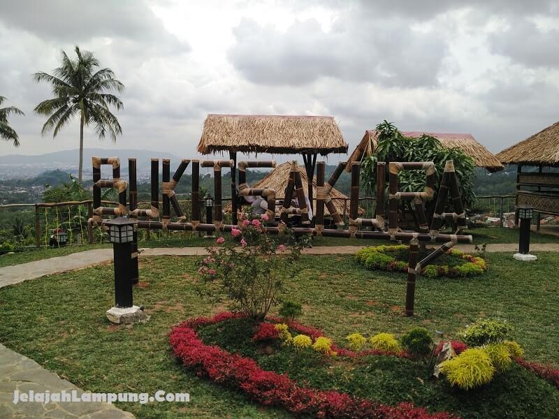 23 Tempat Wisata Menarik Bandar Lampung 2018 22 Bukit Sakura