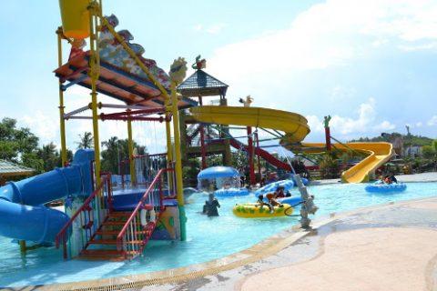 4 Waterpark Bandar Lampung Info Satu Beralamat Jl Tirtayasa Tempatnya