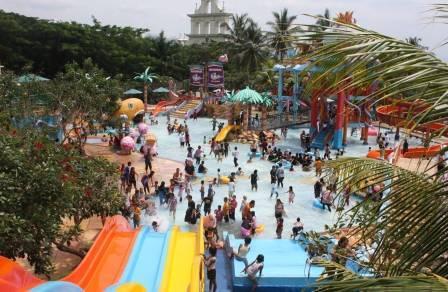 65 Tempat Wisata Lampung Tidak Dilewatkan Liburan Water Park Citra