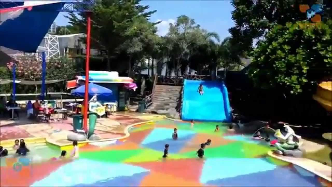 Bermain Air Citra Garden Sidoarjo Youtube Taman Kota Bandar Lampung