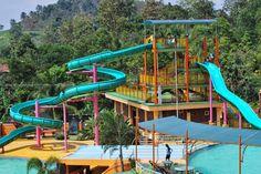 Citra Garden Europe Pusat Hiburan Kuliner Lampung Taman Wisata Lembah