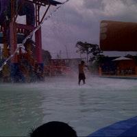 Citra Garden Water Park Bandar Lampung Foto Diambil Oleh Dewa