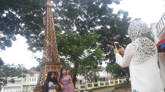 Europe Lampung Bikin Makin Nge Hits Selfie Sama Lokasinya Berjarak