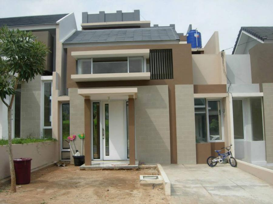Rumah Dijual Cepat Citra Garden Lampung Bu Cg Depan Taman