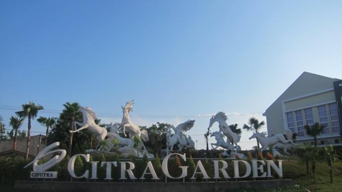 Rumah Dijual Tipe Orchid 63 150 Citra Garden Grup Ciputra