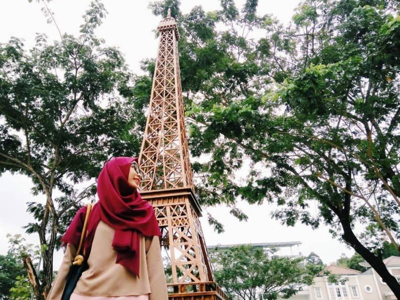 Wisata Page 32 43 Lihat Id Miniatur Menara Eiffel Citra