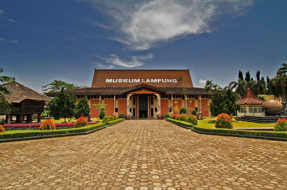 Jalan Tempat Wisata Bandar Lampung Taman Budaya Kota