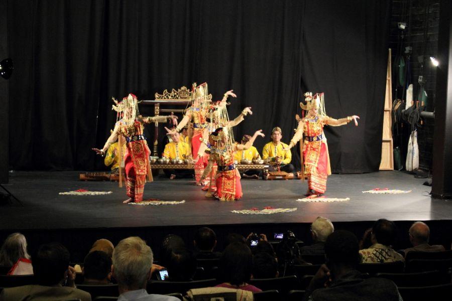Nasional Taman Budaya Lampung Gelar Pameran Spirit Khuai Jukhai Galeri