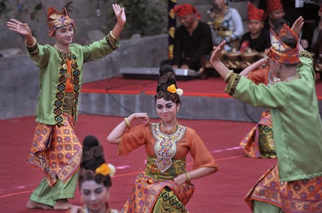 Peristiwa Galeri Nasional Taman Budaya Lampung Gelar Pameran Spirit Khuai