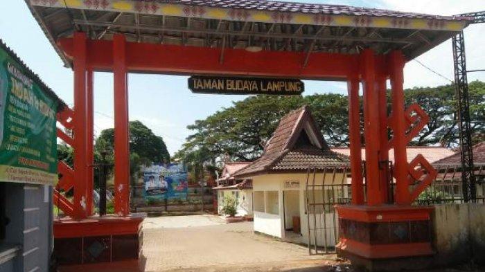 Taman Budaya Lampung Berdiri Sejak 1984 Tribun Kota Bandar