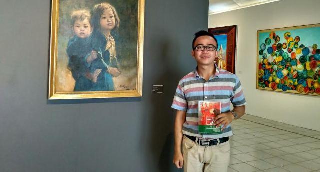 Taman Budaya Lampung Duajurai Bandar Galeri Nasional Indonesia Gni Menggelar