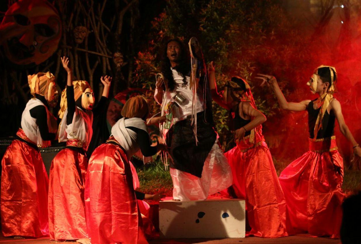 Taman Budaya Lampung Gelar Liga Teater Se Provinsi Kota Bandar