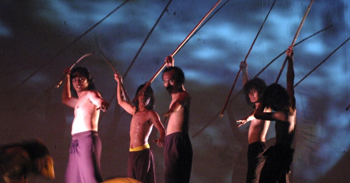 Ulun Lampung Teater Ccl Pukau Penonton Lewat Lakon Air Taman