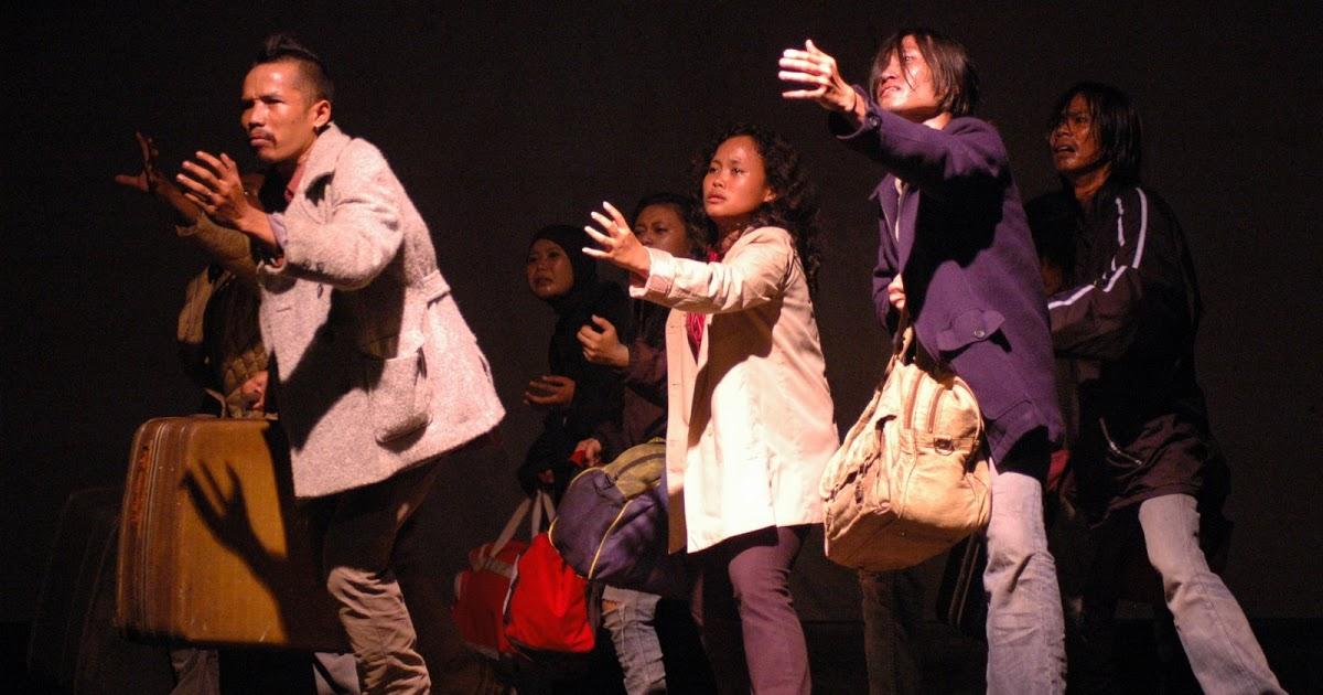 Ulun Lampung Teater Membangun Surga Kita Sendiri Rumah Taman Budaya