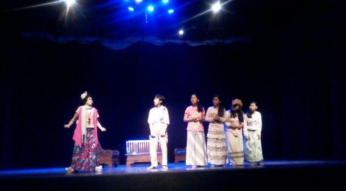 Uptd Taman Budaya Provinsi Lampung Gelar Liga Teater Se Salah