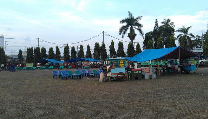 10 Tempat Nongkrong Muli Mekhanai Bandar Lampung Area Luas Taman