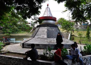 5 Taman Dipangga Lampung Indah Didirikan 1981 Luas Areal 800