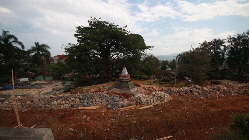 Herman Hn Taman Dipangga Bukan Dibongkar Tapi Diperindah Lampungnews Kota