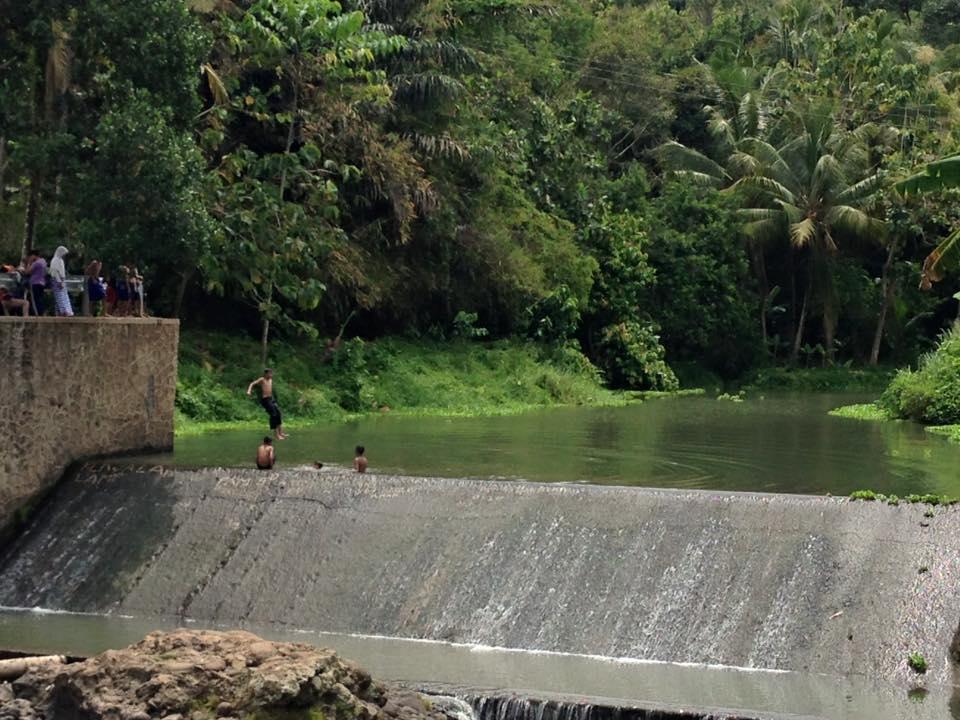 Kampung De Broh Taman Dipangga Jejak Sejarah Letusan Gunung Suasana