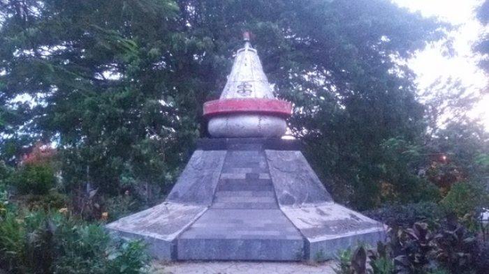 Mercusuar Kapal De Brow Taman Dipangga Jl Wr Supratman Telukbetung