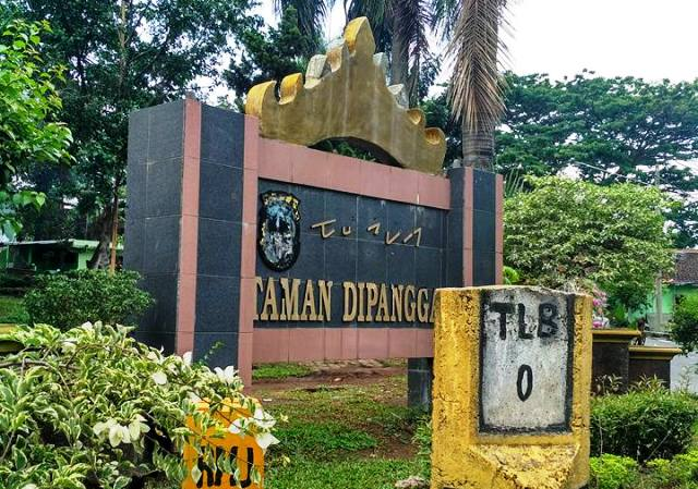 Netizen Khawatir Taman Dipangga Tergusur Perluasan Mapolda Lampung Bandar Facebook