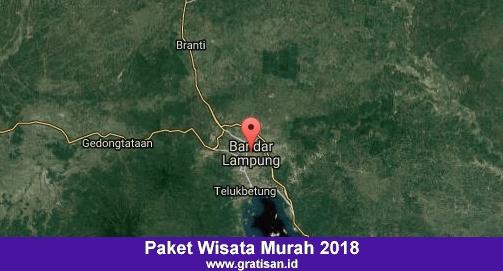 Paket Wisata Kota Bandar Lampung Murah 2018 Taman Dipangga