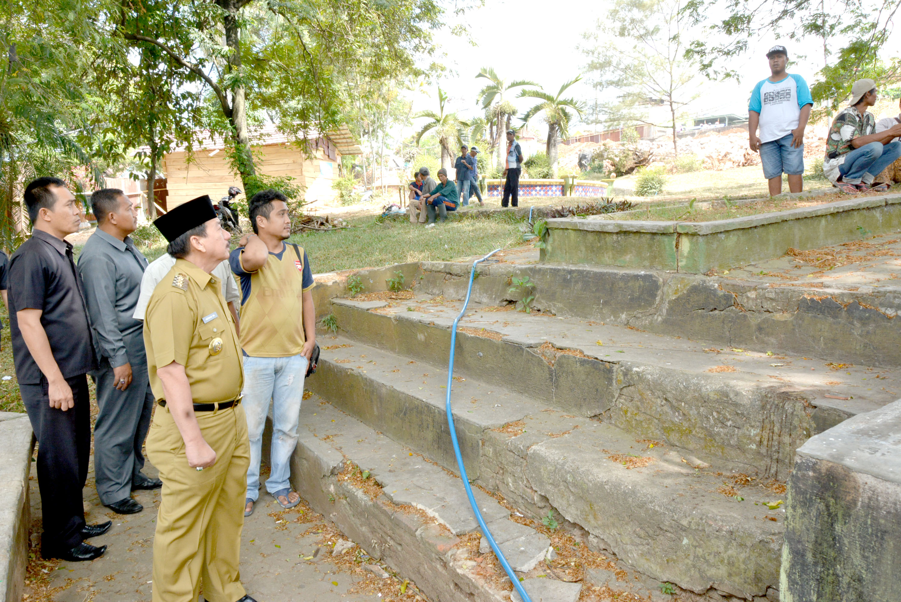 Taman Dipangga Herman Hn Tidak Dihilangkan Bandarlampung Lentera Sl Walikota