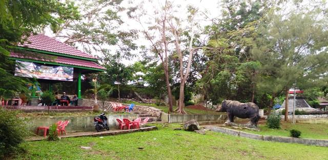 Taman Dipangga Saksi Dahsyatnya Letusan Krakatau Perluasan Suasana Telukbetung Bandar