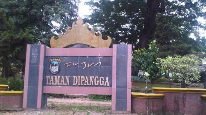Taman Dipangga Satu Satunya Ruang Terbuka Bandar Lampung Tempat Kongkow