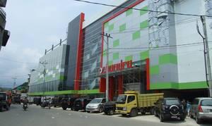 Teluk Betung Selatan Bandar Lampung Jalan Terbujur Antara Pasar Gudang