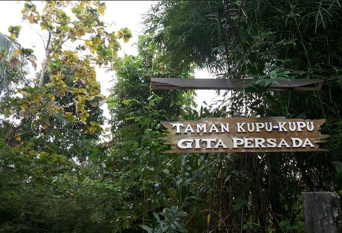 Trip Lampung Part 1 Barokah Kita Mengunjungi Tempat Hijau Bandar