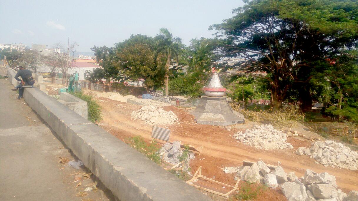 Walhi Minta Pengganti Taman Dipangga Bandarlampung Lentera Sl Wahana Lingkungan