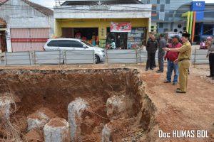 Walikota Melakukan Peninjauan Pembangunan Taman Fly Bandar Lampung Diskominfo Drs
