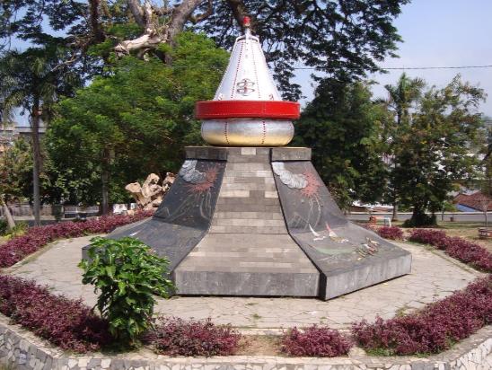 Wisata Kota Taman Dipangga Tempat Nongkrong Masyarakat Bandar Image Source
