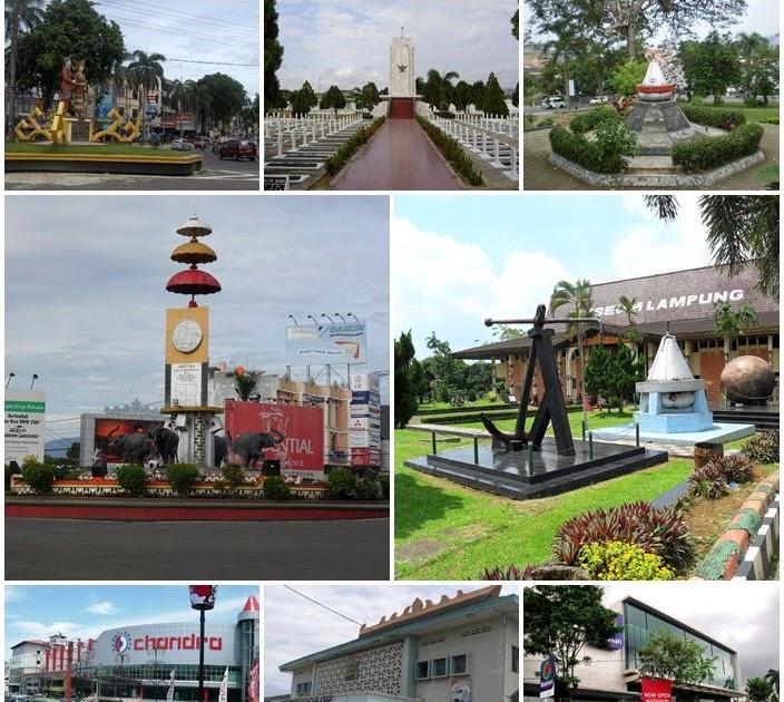 Wisata Kuliner Kota Bandar Lampung Objek Taman Dipangga