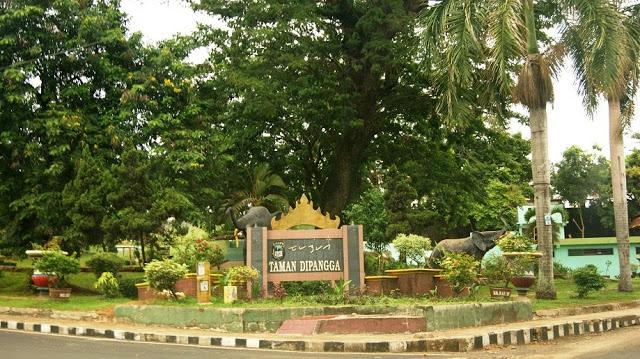 Yuk Intip Taman Dipangga Bandar Lampung Berita Viral Hari Terbaru