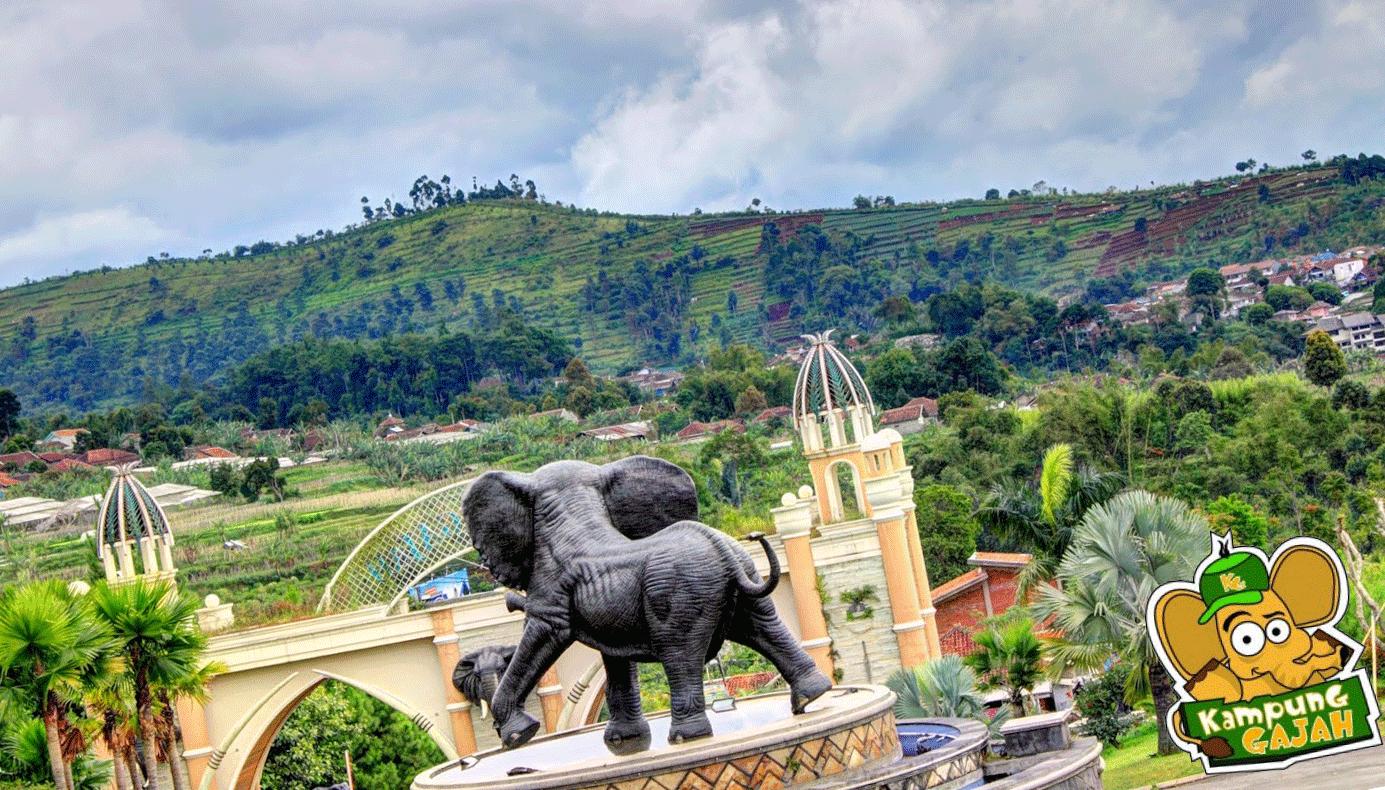 Info Lengkap Wisata Kampung Gajah Hotel Indonesia Hdg Team Sebutan