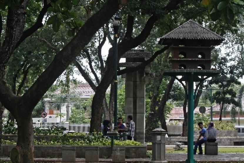 Pemprov Lampung Hadirkan Taman Gajah Akrab Anak Republika Online Rth