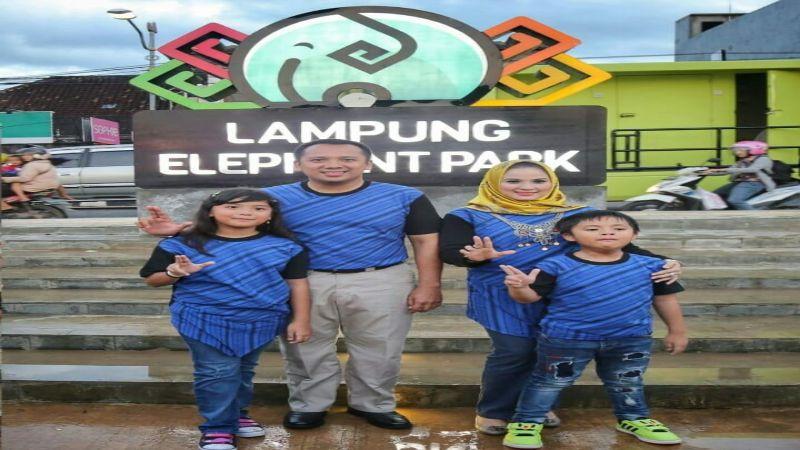 Ridho Wujudkan Impian Warga Bandarlampung Miliki Taman Gajah Lampung Kota
