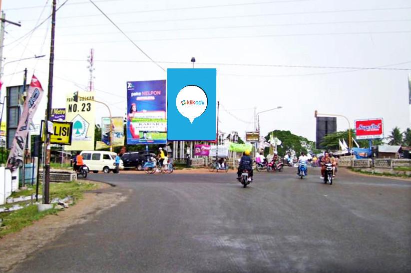 Sewa Billboard Lampung Kabupaten Tengah Jl Diklat Kampung Raya Kota