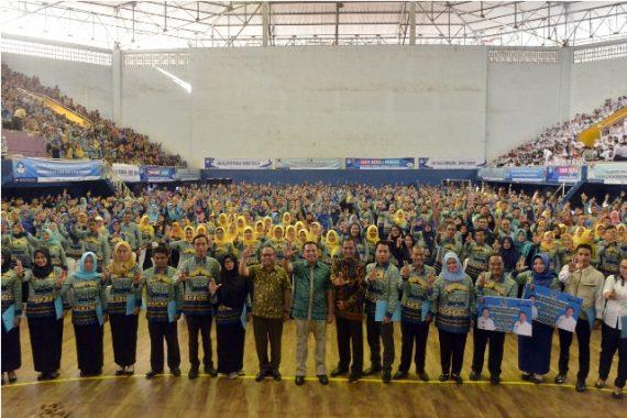 Taman Gajah Lampung Saburai Diserbu Warga Jejamo Kota Bandar