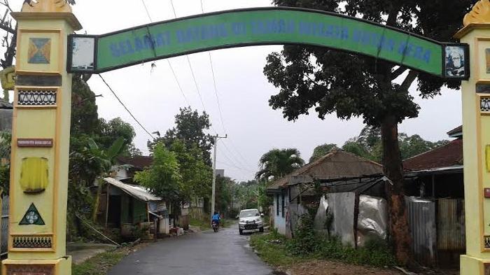 Taman Hutan Kera Tirtosari Lampung Surganya Monyet Liar Pintu Masuk