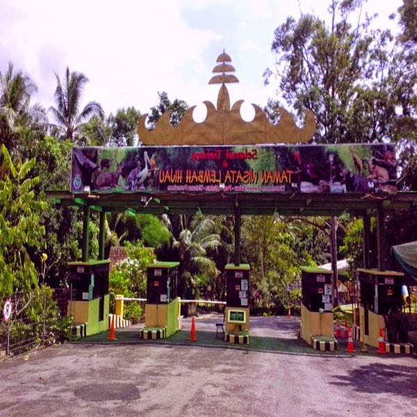 10 Tempat Wisata Favorit Lampung Britabrita Taman Lembah Hijau Kota