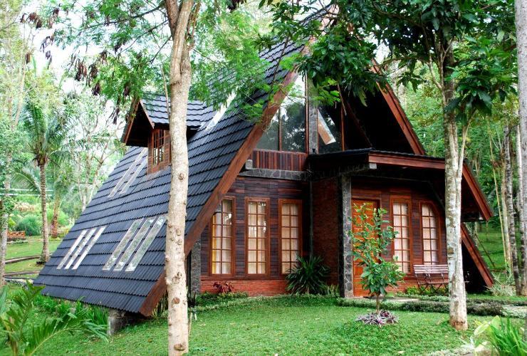 Cendrawasih Cottage Taman Wisata Lembah Hijau Tanjung Karang Kota Bandar