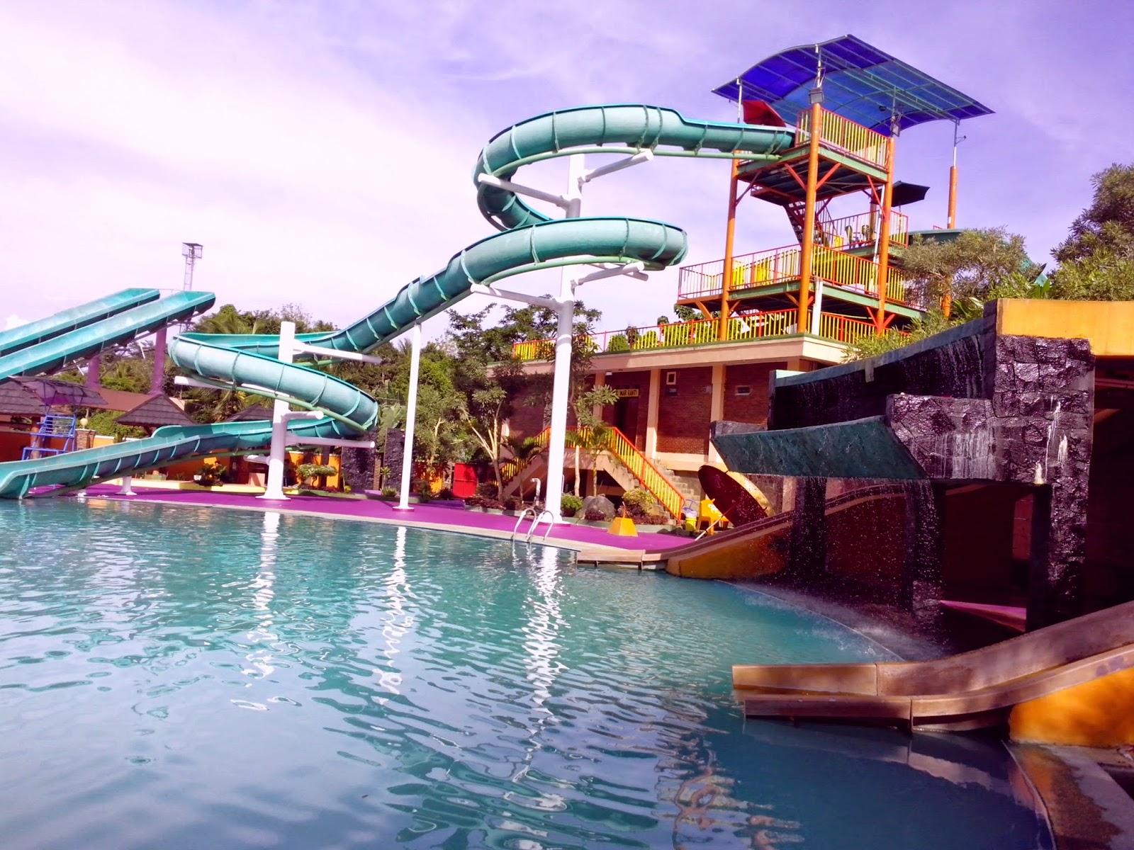Lampung Traveller Objek Wisata Lembah Hijau Sepenggal Surga Menurut Irwan