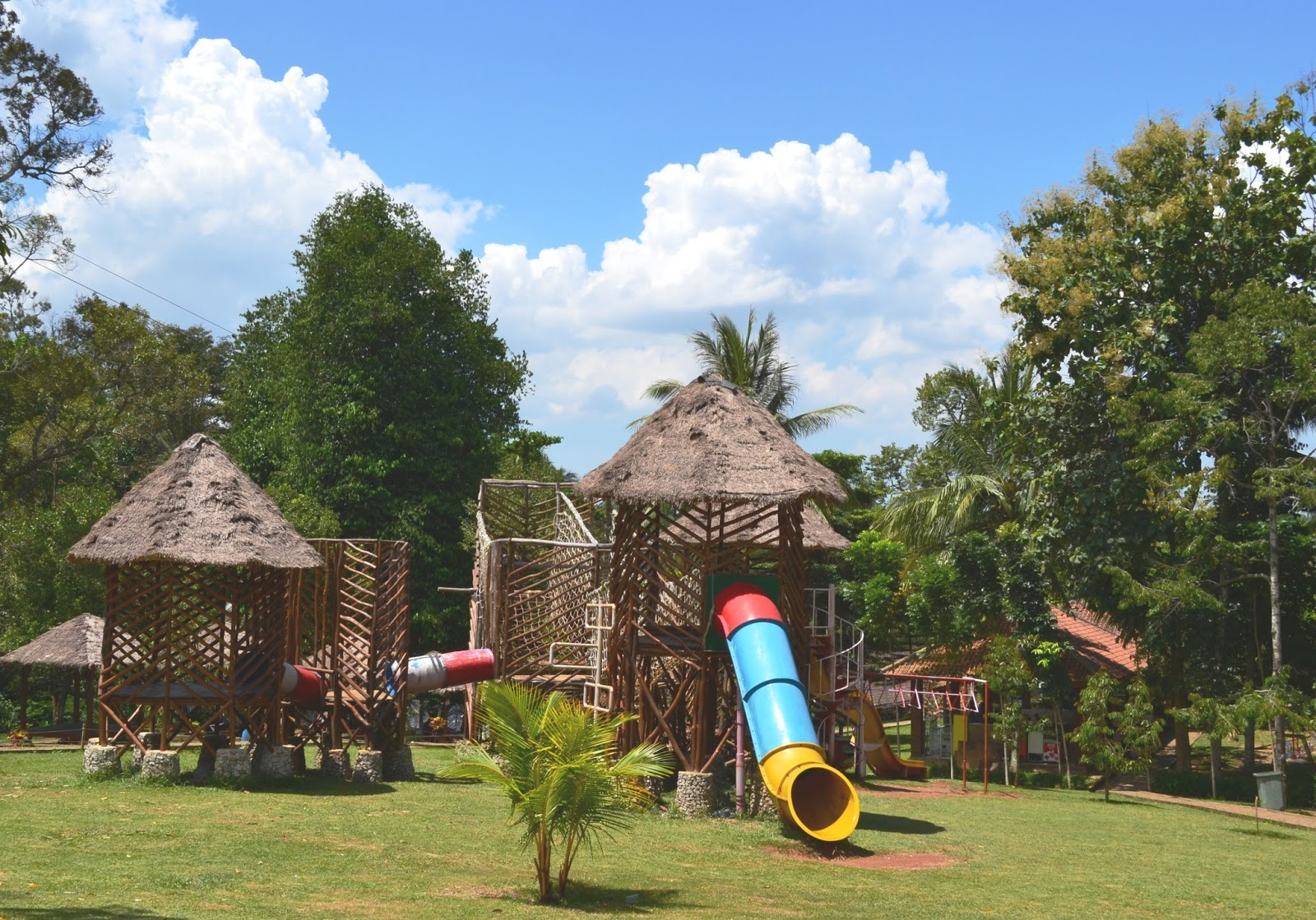 Lembah Hijau Lampung Ragam Wisata Indonesia Taman Kota Bandar