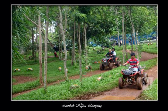 Mengunjungi Lembah Hijau Kota Bandar Lampung Taman Wisata