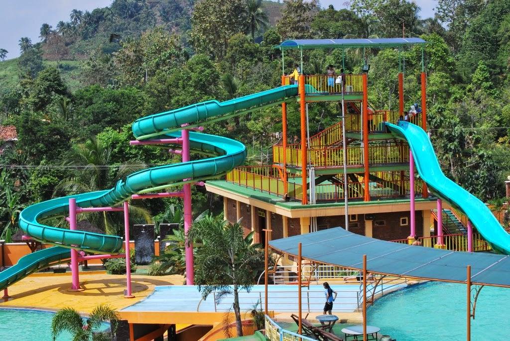 Taman Wisata Lembah Hijau Alam Edukatif Lampung Kota Bandar