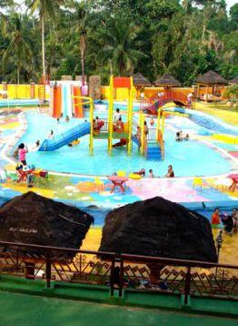 Taman Wisata Lembah Hijau Bandar Lampung 1001malam Kota